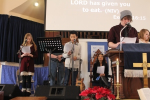 Youth Fellowship in Worship 5